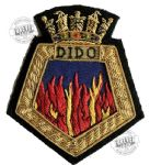 DIDO 5 SIDED  - Blazer Badge~OFFICIALLY LICENCED PRODUCT